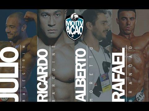 Entrevista com , Julio Balestrin, Ricardo Barguine, Alberto Moretto e Rafael Brandão.,