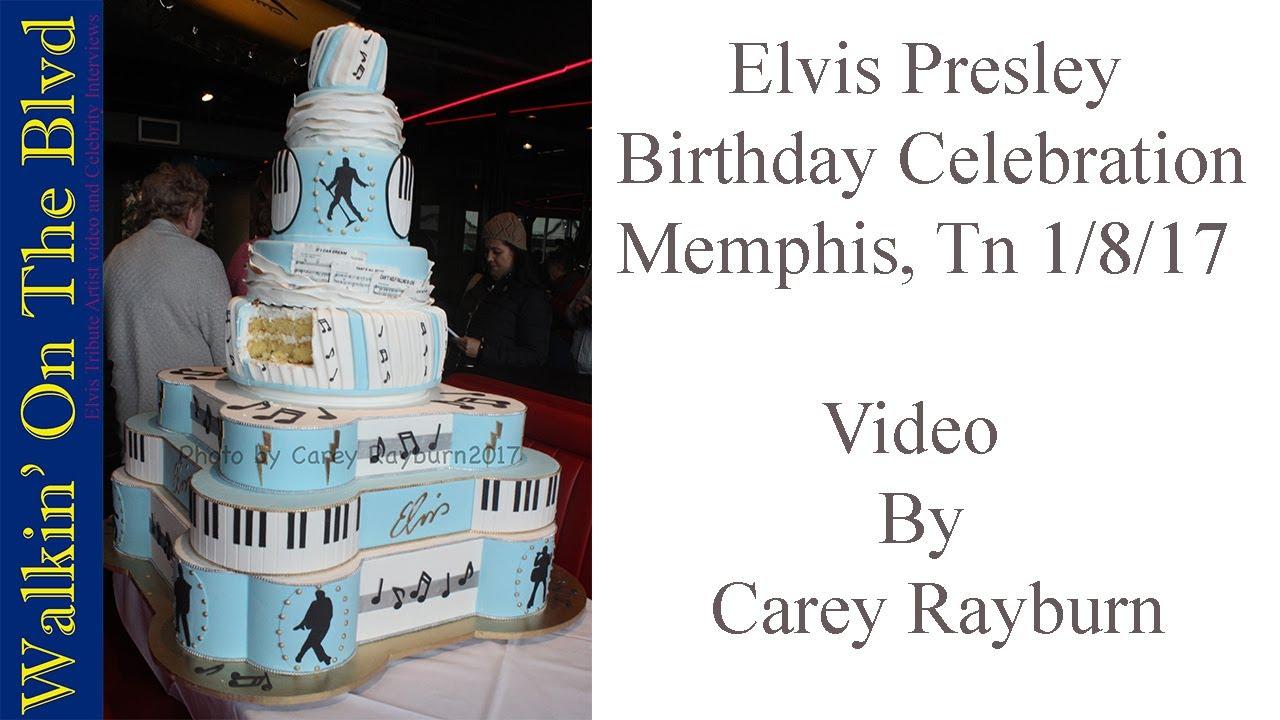 Elvis Presleys 82nd Birthday Celebration Proclamation Ceremony Jan