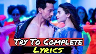 Try To Complete The Lyrics - Bollywood Songs Challange