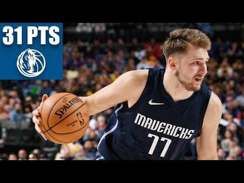Luka Doncic records 31-point triple-double for Mavericks vs. the Lakers | 2019-20 NBA Highlights