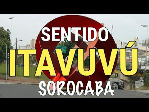 Sorocaba SP (Sentido Av. Itavuvú)