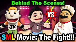 SML Movie: The Fight!!! *BTS*