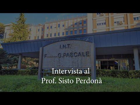 Intervento eccezionale al Pascale di Napoli con il Prof. Perdonà