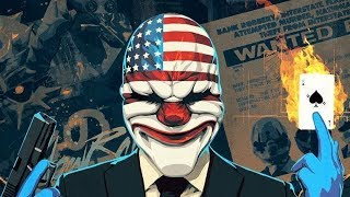PAYDAY 2 Ultra Settings Gameplay 60FPS