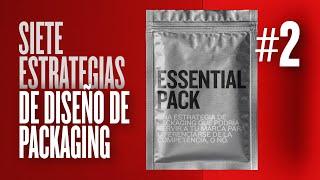 PACKAGING 📦 Estrategia de diseño Nº 2 - Essential Pack
