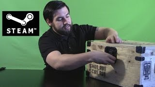 Steam Machine Unboxing