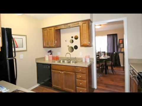 Studio Apartment Tulsa vista shadow mountain apartments tulsa, ok model tour - youtube