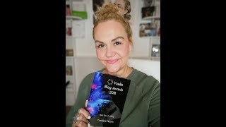 BUN FRIDAY - The One Where I Won An Award!