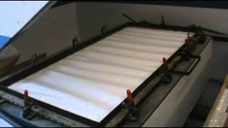 Vacuum Forming Baron 20-28 Canopies