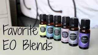 Essential Oil Favorites // Eden