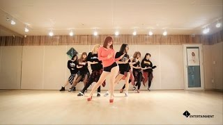 Repeat youtube video 전효성(JUNHYOSEONG) - Good-night Kiss 안무영상(Dance Practice)