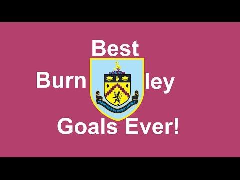 Top 5 Burnley Goals Of All Time | 5 Best Goals Ever | Football | Hd