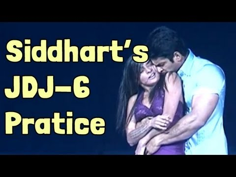 Jhalak Dikhhla Jaa 6 : Siddharth Shukla aka Shiv & Sonia practice on the sets