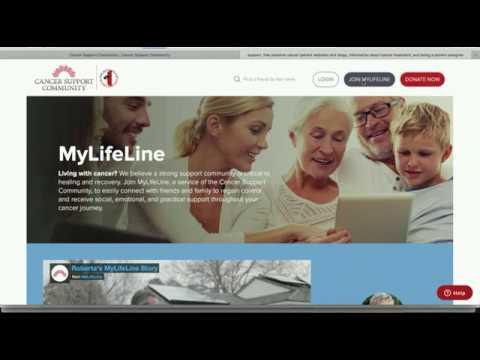 Creating Your MyLifeLine Community