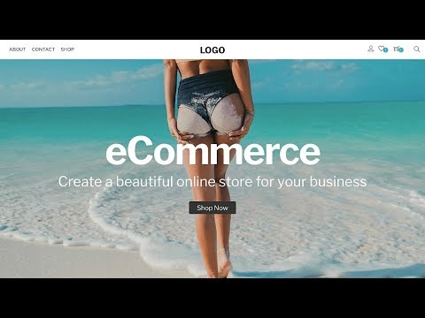How to Create an eCommerce Website (Online Store) in WordPress for Beginners 2018!