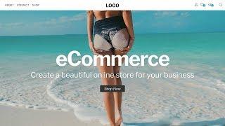 Comment Créer un Site de commerce électronique (Boutique en Ligne) dans WordPress pour les Débutants en 2019!