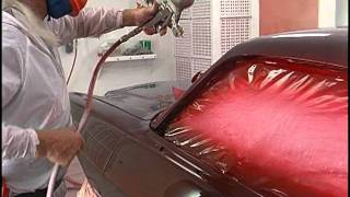 House Of Kolor - How To Paint A Car - John Kosmoski