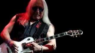 Uriah Heep Live LA Concert - The Magician