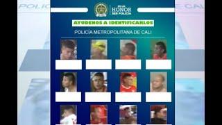 Buscan a responsables de desmanes en el Pascual Guerrero durante juego América vs. Nacional