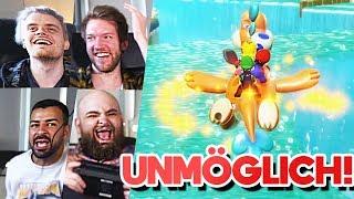 UNMÖGLICHE CHALLENGE MIT VIK! | Super Mario 3D World | ac4tw