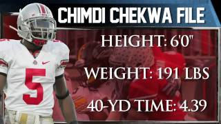 Chimdi Chekwa Draft Profile