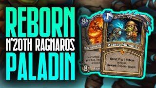 N'zoth Ragnaros Quest Paladin | Saviors of Uldum | Hearthstone