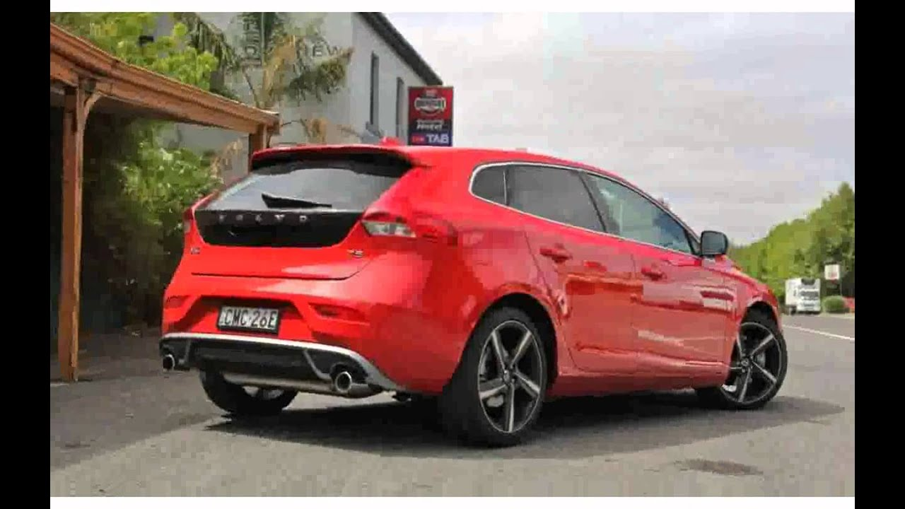 volvo v40 d3 r design kinetic fotos youtube. Black Bedroom Furniture Sets. Home Design Ideas