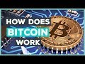 How Bitcoin Works? Working of CryptoCurrency explained  What is BlockChain technology?