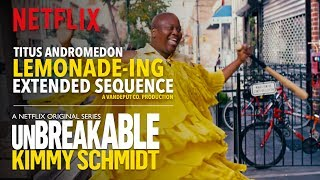 TITUS LEMONADE-ING! - NEW EXTENDED CUT! - 'Hold Up' Tribute - Unbreakable Kimmy Schmidt - LYRICS!