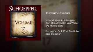 Euryanthe Overture