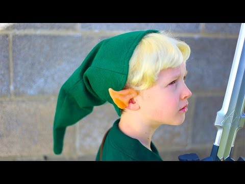 How To Make A Young or Adult Link Hat! DIY Phrygian Cap!