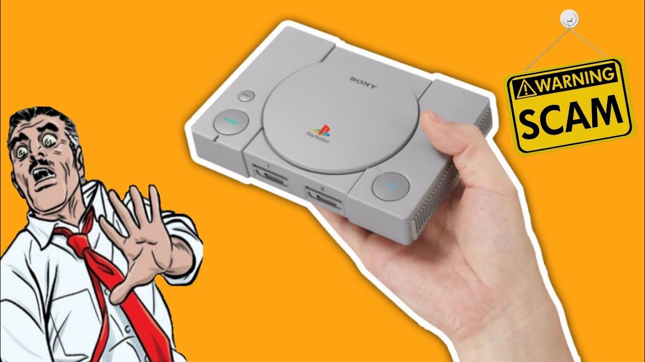PlayStation Classic is having major problems! Bricked systems!