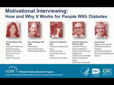 Motivational Interviewing: How and Why It Works for People With Diabetes