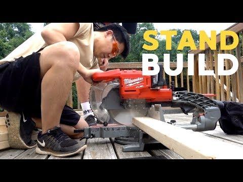 DIY 150g aquarium stand building... oops! (150g - 8/12/2018)
