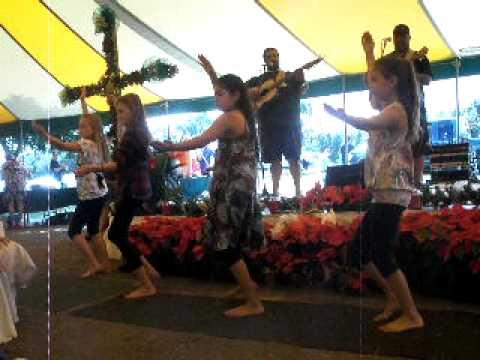 Ulu Pala Kua - hula dance