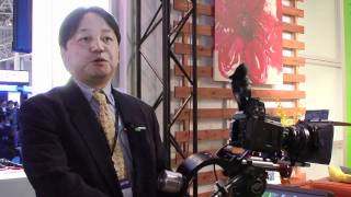 【Inter BEE 2010】パナソニック システムソリューションズ ジャパン株式会社