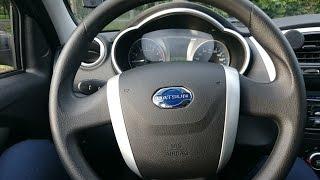 Datsun on-DO 2015г.в.  Обзор Lite