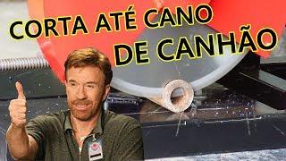 ESSE DISCO CORTA ATÉ CANO DE CANHÃO !!!