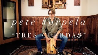 "MEINL Percussion - Pete Korpela ""Tres Cuerdas"""