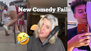 Hot new comedy fails | tiktok compilation viral video