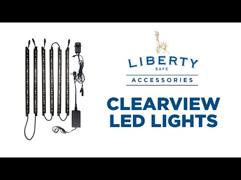 Clearview Electrical LED Wand Light Kit
