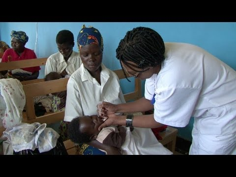 Protecting Rwandan children from deadly diseases