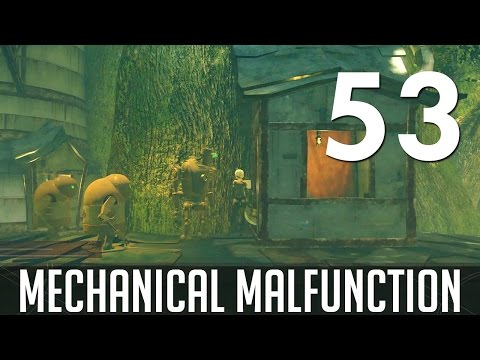 [53] Mechanical Malfunction (Let's Play NieR: Automata PC w/ GaLm)
