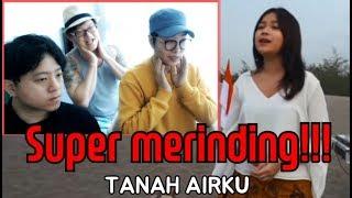 """Video ORANG KOREA SUPER MERINDING MENDENGAR """"TANAH AIRKU-LAGU NASIONAL INDONESIA download MP3, 3GP, MP4, WEBM, AVI, FLV Juli 2018"""