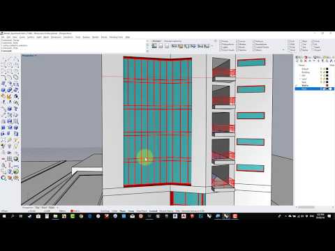 Y2_2_5_2 Curtain Wall and Enscape (Thai)