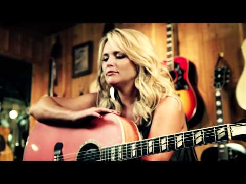 Miranda Lambert: At Guitar Center