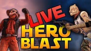 HERO BLAST LIVE - Star Wars Battlefront