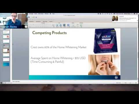 Social Selling Toothpaste