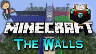 Minecraft: The Walls TEAMING UP w/Mitch & Friends!