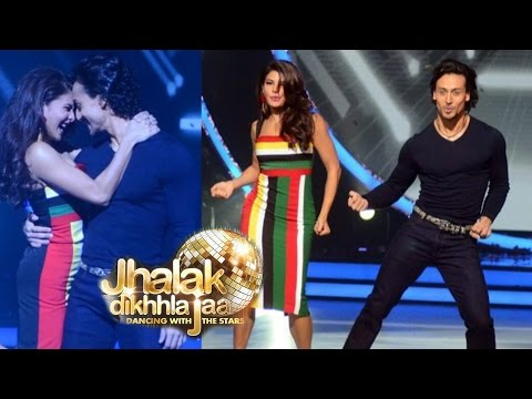 Jhalak Dikhhla Jaa 9 | Tiger Shroff & Jacqueline Fernandez Sexy Dance On The Show
